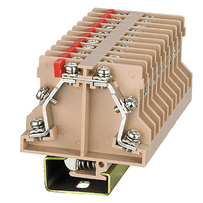 JF5-2.5S3 Screw Unconventional-Double-Triple Deck Terminal Block