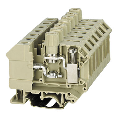 SEK10RD  Screw Fuse Terminal Block