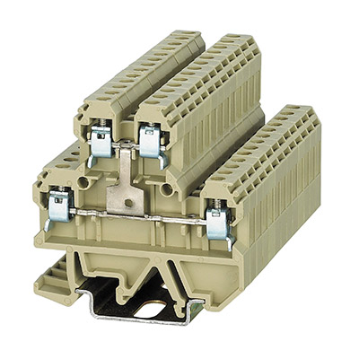 SEK4-2X2 Screw Unconventional-Double-Triple Deck Terminal Block