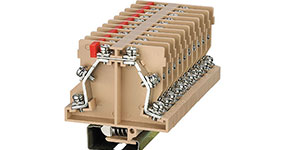 Terminal Block JF5-2.5S3L Supplier